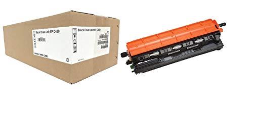 Ricoh Ric407018 Ricoh Br Aficio C430Dn - 1-Black Drum - Photoconductor Unit Black Original
