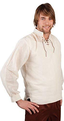 Desconocido Camisa medieval para hombre: Amazon.es: Juguetes ...
