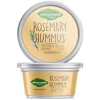 Wingreens Farms Rosemary Hummus 150 GR