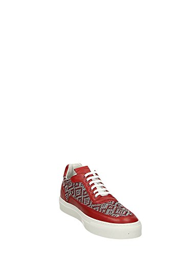 Di Vaio Rouge Rosso Pour Baskets Mariano Homme gFdqgn