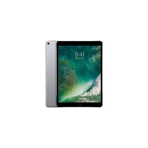 (Apple iPad Pro 10.5in with ( Wi-Fi + Cellular ) - 2017 Model - 256GB, SPACE GRAY (Renewed))