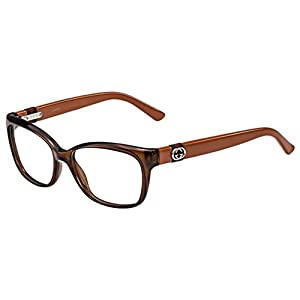 Gucci GG3683 Eyeglasses-04UH Brown Red -53mm