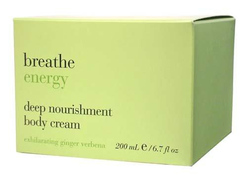 Bath & Body Works Breathe Energy Deep Nourishment Body Cr...