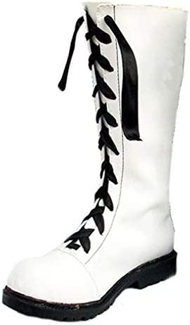 Cosstars Black Butler Kuroshitsuji Ciel Anime Cosplay Shoes Boots