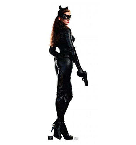 Catwoman - The Dark Knight Rises - Advanced Graphics Life Size Cardboard Standup (Catwoman From The Dark Knight Rises)