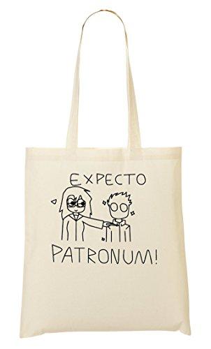 CP Expecto Patronum Spell Sac Fourre-Tout Sac À Provisions