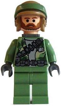 Rebel Commando (Beard) - LEGO Star Wars Minifigure