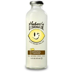 Hubert's Lemonade Lemonade Original 48x 16OZ by HUBERTS