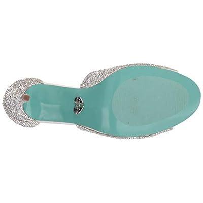 Betsey Johnson Women's Sb-sage Heeled Sandal   Heeled Sandals