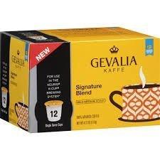 Gevalia Signature Blend 3 Boxes of 12. by Gevalia
