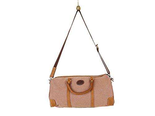 SALVADOR BACHILLER Weekend Bag - Harper 144 - Blu Tan