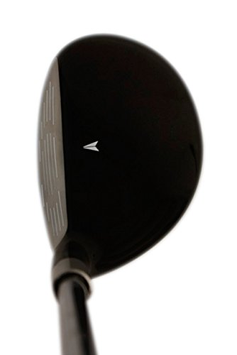 "Senior Men's Majek Golf All Hybrid Complete Full Set, which includes: #4, 5, 6, 7, 8, 9, PW +SW Senior Flex Right Handed New Rescue Utility ""A"" Flex Club by Majek (Image #3)"