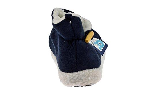 Fonseca N Blau De Pantoffeln Slipper Herren Hausschuhe X8Rwqd