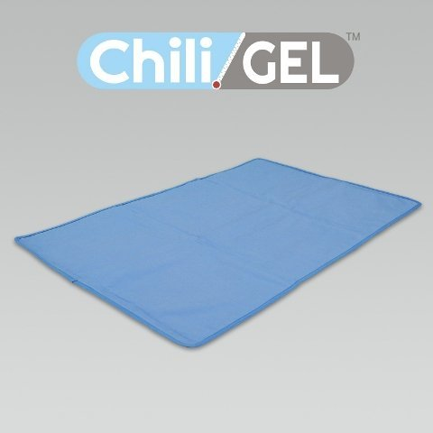 Chili Technology ChiliGel Body or Pillow Cooling Pad ChiliGel Body Pad by Chili Technology