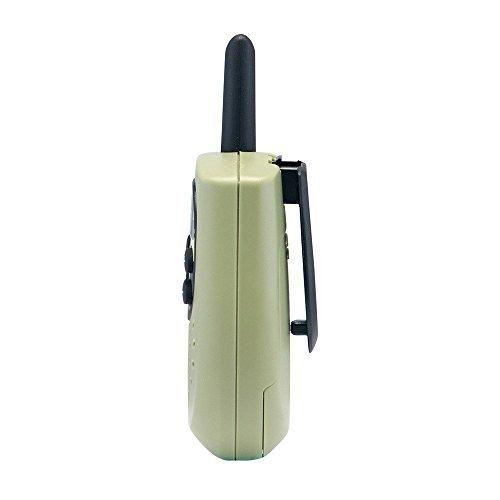 Cobra HE130G Hero Series Kids' Walkie Talkie 2-Way Radios, Green