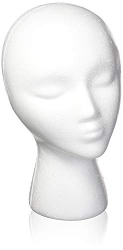 (Styrofoam Wig Head (Female))