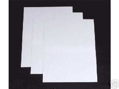 Amazon.com: 50 x hojas A4 Premium Impresora de nieve blanco ...