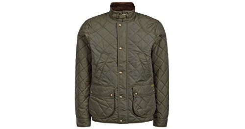 Polo Ralph Lauren Men's Quilted Jacket Car Coat M - Quilted Car Coat