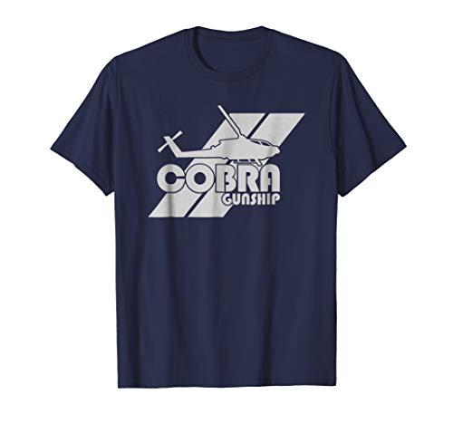 AH1 Cobra Tee - Helicopter Gunship T-shirt ()
