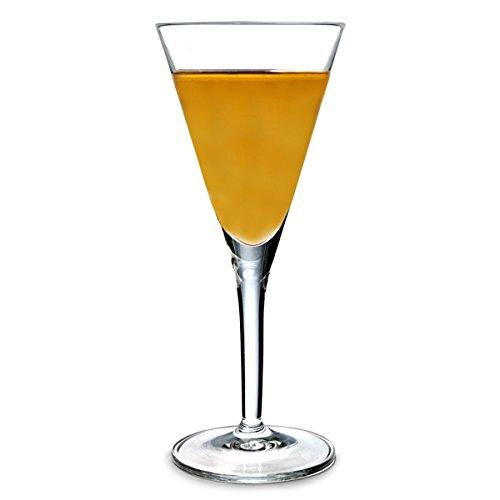 atelier Prestige elegante mini flutes 70,9gram/70ml–Set di 24  Porta bicchieri, bicchieri da Sherry, hyx Crystal bicchieri da liquore da Luigi Bormioli 9gram/70ml-Set di 24  Porta bicchieri