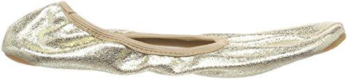 Gymnastique De Chaussures gold Basic Femme Or 14 Beck vqfgx