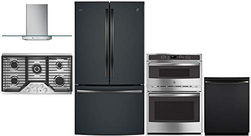GE Profile 5 Pcs Kitchen Package with 36