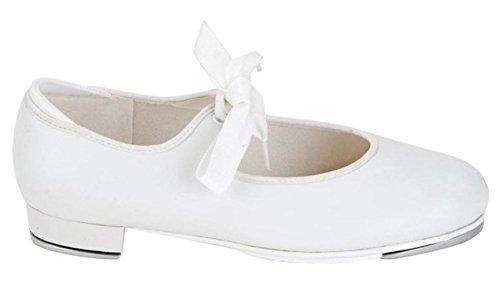 Danshuz Filles Valeur Confort Synthétique Robinet Chaussures Blanc