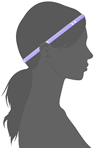 Under Armour Girls' Graphic Headbands - 6 Pack, Black/Smash Yellow, One Size Fits All by Under Armour (Image #3)