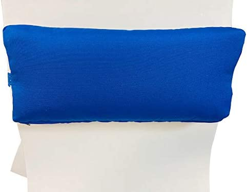 Sunbrella Headrest Pillow -fits Ledge Lounger Pacific Blue