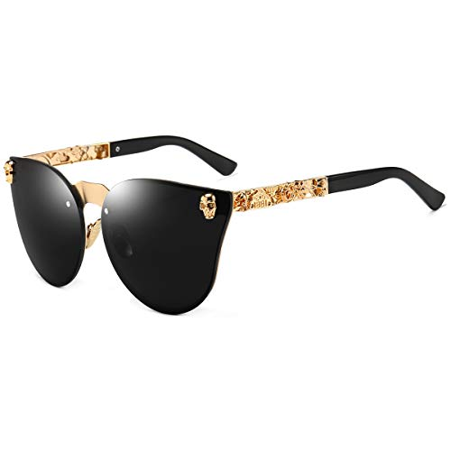 Dollger Rimless Design Sunglasses Protection product image