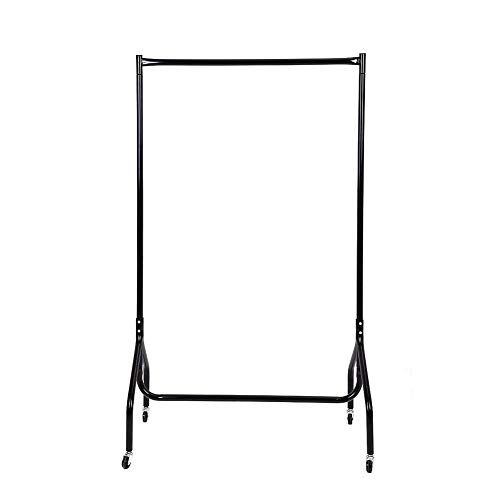 Estink Garment Rack, 3FT Heavy Duty Rolling Garment Rail Clo