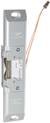 Adams Rite 74R1 Series Clear Anodized Zinc Aluminum Alloy UltraLine Electric Strike (Pack of 1)