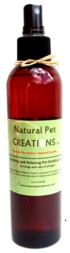 Natural Pet Creations Pet Bedding Spray