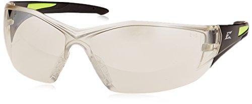 Edge Eyewear SD111AR-G2 Delano G2 Glasses, Black/Anti-Reflective (Reflective Edge)