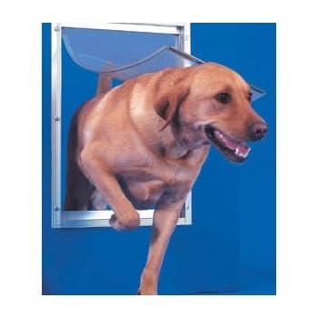 Amazon Com Ideal Pet Products Deluxe Pet Door Extra