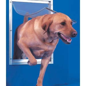 Ideal Pet Products Deluxe Pet Door - Extra Large