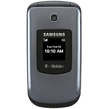 Samsung T139 Unlocked Phone with Camera, Bluetooth and Speakerphone - Unlocked Phone - US Warranty - Gray