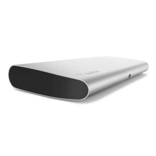 Belkin Thunderbolt Express Dock (Compatible with Thunderbolt 2 Technology), Cable Sold Separately by Belkin