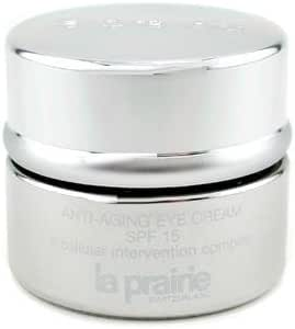 La Prairie Anti Aging Eye Cream SPF 15 - A Cellular Intervention Complex, 0.5-Ounce Box