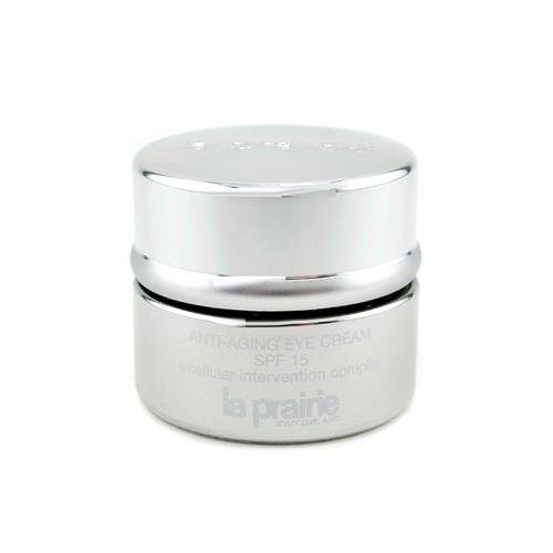 (La Prairie Anti Aging Eye Cream SPF 15 - A Cellular Intervention Complex, 0.5-Ounce Box )