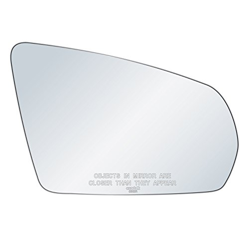Rugged TUFF exactafit 8312R Replacement Passenger Right Side Mirror Glass Convex Lens fits 07-10 Chrysler Sebring 08-14 Dodge Avenger