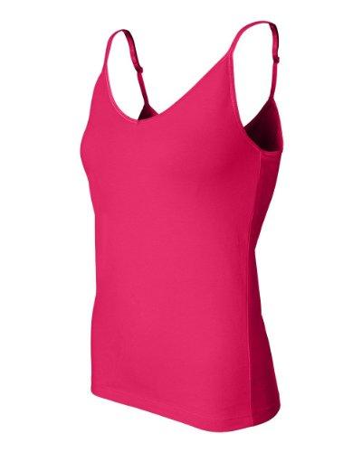 Bella Womens Cotton/Spandex Shelf Bra Tank in MD in