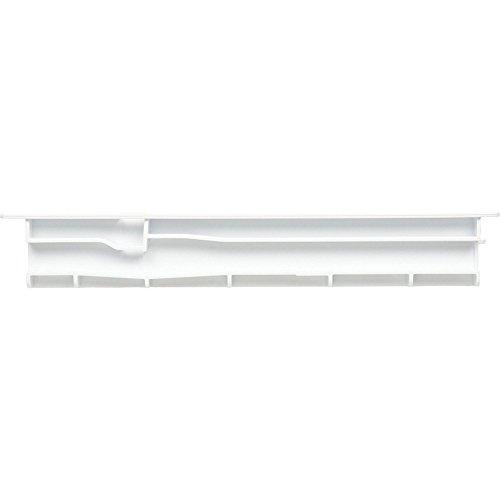 Whirlpool W10671238 Refrigerator Crisper Drawer Center Rail Genuine Original Equipment Manufacturer (OEM) Part