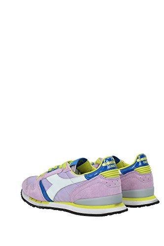 Diadora 1613190155194violetfairorchidea Morado Eu Heritage Sneakers Mujer dqaw7dS