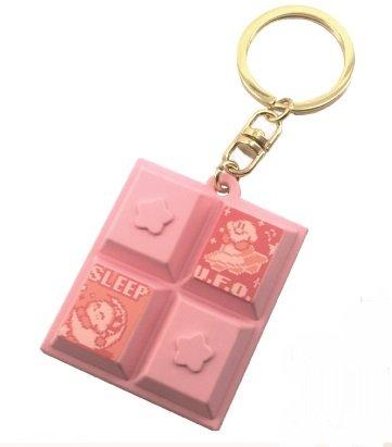 星のカービィ チョコレート キーホルダー 【 イチゴチョコ 】の商品画像