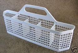 General Electric WD28X10048 SILVERWARE BASKET - LONG (Ge Dishwasher Basket)