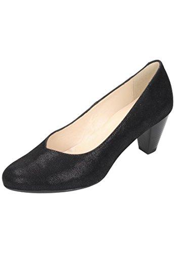Comfortabel Women's Comfortabel Damen Pumps Court Shoes black black Black