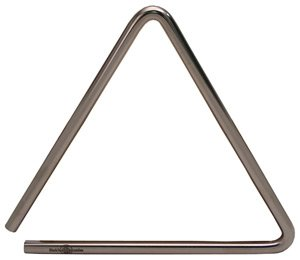 Black Swamp Percussion Artisan Triangle Steel 10 in. by Black Swamp Percussion