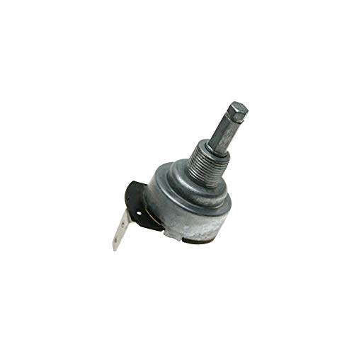 Ecklers Premier Quality Products 50207528 Chevelle Windshield Wiper Switch Single Speed