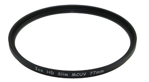 ICE HD 77mm Slim UV Filter MCUV 77 Thin EZ Clean MC